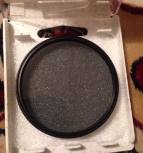 Фильтр поляризатор 58 мм
