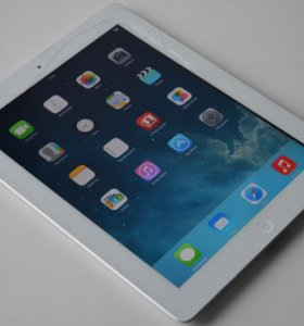 iPad 2, 32Gb, Wi-Fi, White
