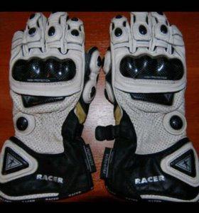 Мотоперчатки Racer High Racer