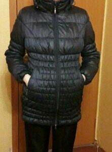 Куртка слинг для беременных