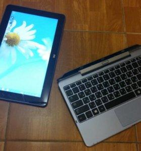 Ноутбук-планшет samsung