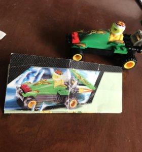Lego гоночная машина