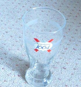Пивные бокалы Кроненбург.