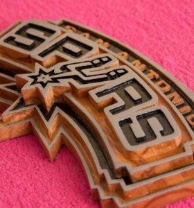 Эмблема San Antonio Spurs
