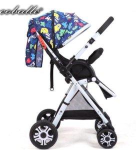 Прогулочные коляски Coballe!