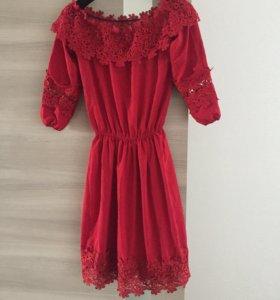 Платья туника