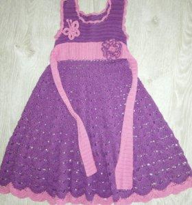 Платья ручной работы р. 110
