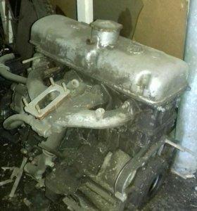 Двигатель москвич 412э