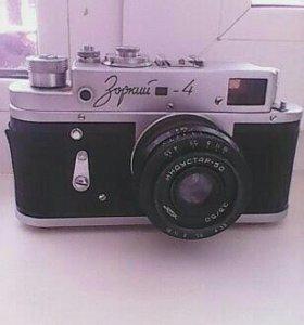 Пленочный фотоаппарт