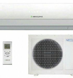 Сплит система NeoClima 07 (кондиционер)