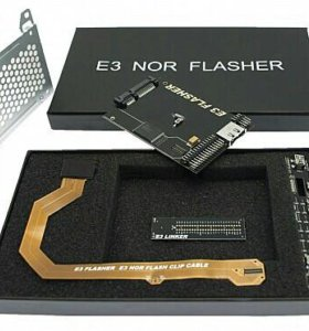 E3 flasher для PlayStation 3 бесплатные Игры