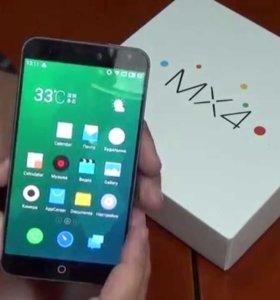 Новый Оригинальный Meizu MX4