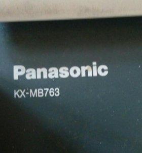 Принтер Panasonic KX-MB763