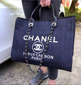 Сумка Chanel 💙