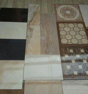 Испанская керамическая плитка.