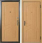 Стальные двери, на заказ.