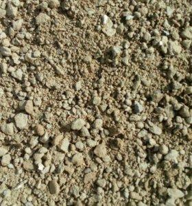 Вторичный щебень из бетона