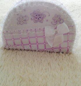 Казна свадебная + подушечка для обручальных колец