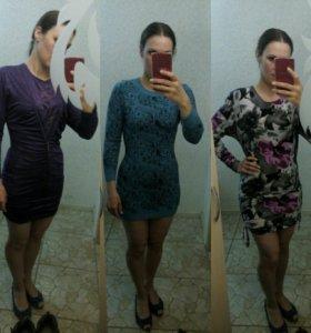 Платья - туники на 42-44