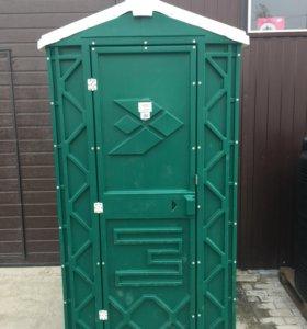 Туалетные кабины (биотуалет)