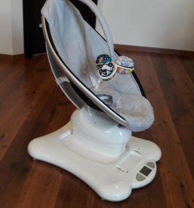 детские электро-качели mamaroo (кресло-качалка)