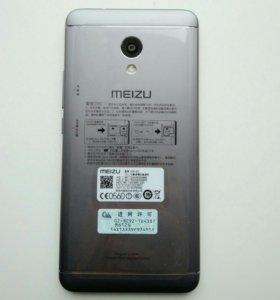 Смартфон Meizu M5S (3+32Гб) черный.