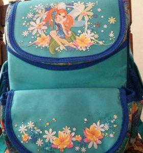 Школьный ортопедический рюкзак