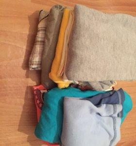 Пакет вещей для мальчика на рост 86