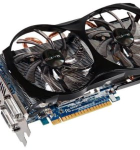 Видеокарта GYGABITE GEFORCE GTX 650 TI 2 gb