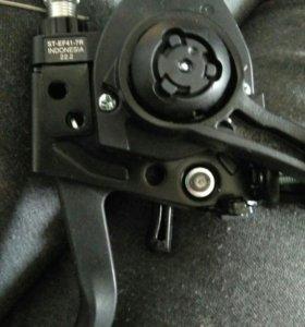 SHIMANO ST-EF41 7 скоростей