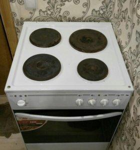 Плита электрическая четырехкомфорочная