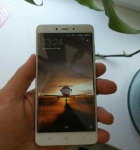 Xiaomi Redmi Note 4 сост.идеал,чехлы,есть гарантия