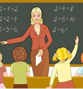 Опытный репетитор начальных классов