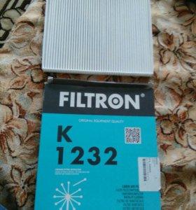 Салонный фильтр для киа рио 2