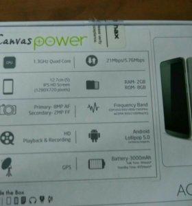 Micromax Canvas Power AQ5001