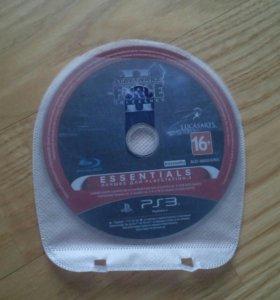 2 игры на PS3 (плэйстэйшн3)
