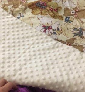 Конверт на выписку/ одеяло