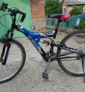 Продам или обменяю велосипед на гироскутер