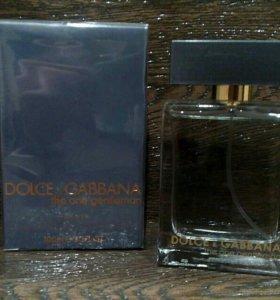 Туалетная вода Dolce & Gabbana The One Gentleman