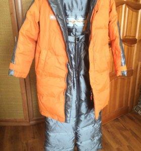 Куртка и брюки утепленные