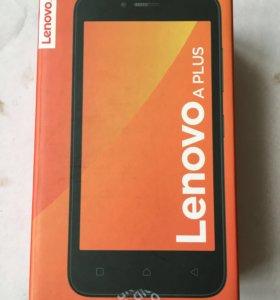 Коробка от телефона Lenovo