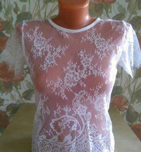 Кружевная блуза 🎁