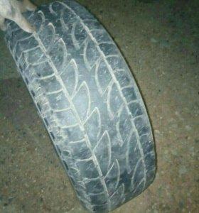 265/70 R16 1 шина на запаску
