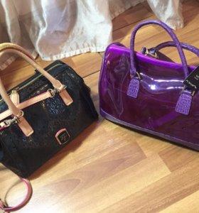 Сумка guess и сумка Лэтуаль