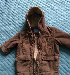 Курточка малышу