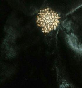 Норковая шубка