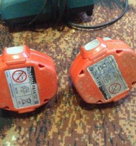 Аккумуляторы макита
