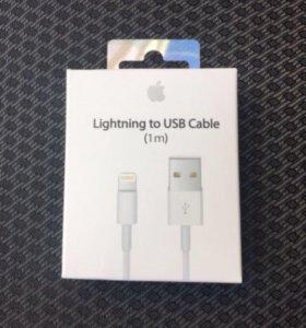 Lightning (1m) Кабель на iPhone