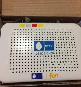 Модем мгтс wi-fi