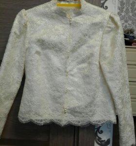 новый свадебный пиджак